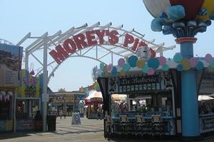 Morey's Piers Wildwood NJ South Jersey Magic