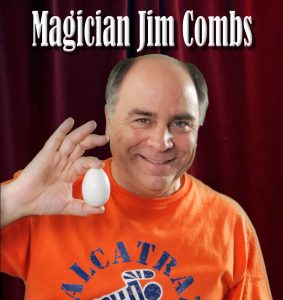 South Jersey Magic Jim Combs