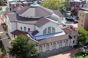 The Rotunda in Philadelphia PA with South Jersey Magic