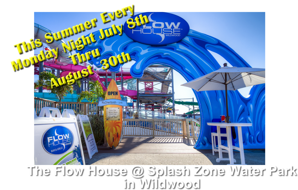 south jersey magic at The Flow House wildwood