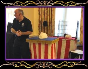 bunny circus south jersey magic jim combs magician
